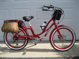 E bike s300