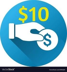 Donate10 s300