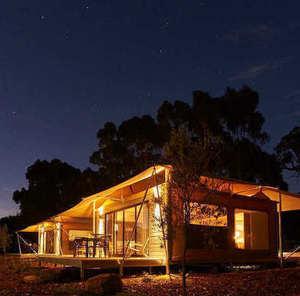 Glamping night sky s300