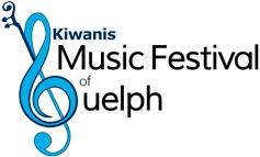Guelph kiwanis music festival logo s550