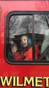 Ride in a firetruck s300