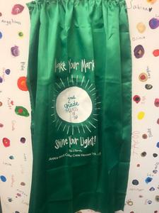 Second grade green cape s300