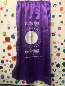 Purple 5th grade cape board s300
