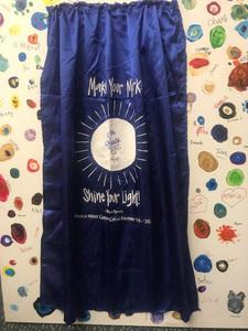 Navy blue cape 4th grade s300