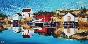 Newfoundland outport e s300