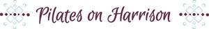 Pilates on harrison logo s300