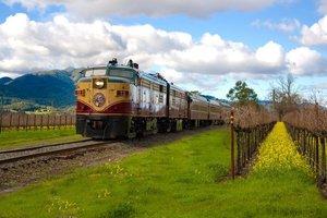 Wine train s300