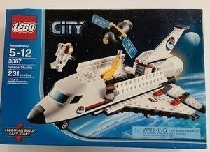 Lego spaceshuttle s300