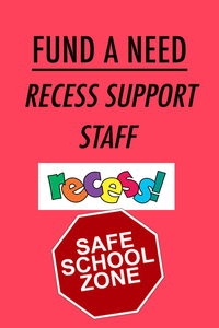 Fund a need recess staff 2020 auction s300