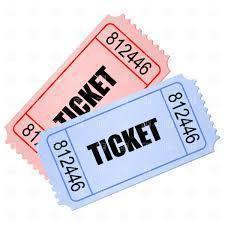 Raffle ticket s300