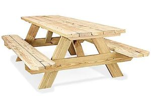 Picnic table s300