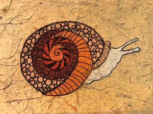 Snail art s300