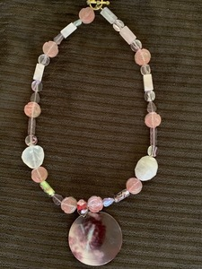 Necklace for auction  s300