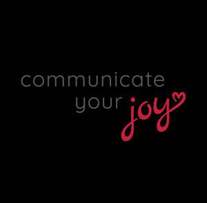 Communicate your joy  logo  cmyk  margins 1 s300