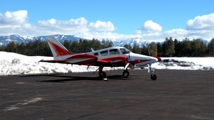 Flight photo for auction  s300