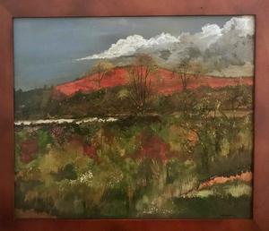 Barbara hunting painting lighter s300
