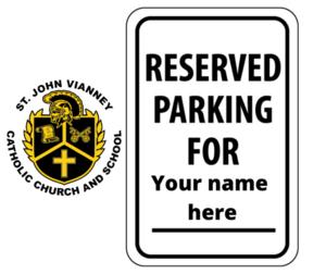 School parking spot s300