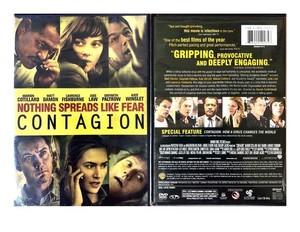 Contagion  dvd  s300