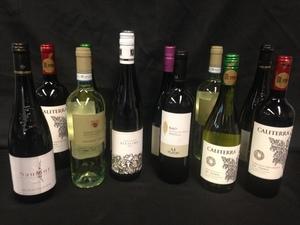 Wine cellar  2   12 bottles   mixed red   white s300